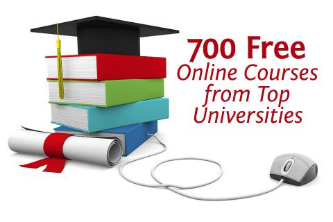 700 Free Online Courses from Top Universities  Get free online courses from the world's leading universities. This collection includes over 700 free courses in the liberal arts and sciences. Download these audio & video courses straight to your computer or mp3 player.