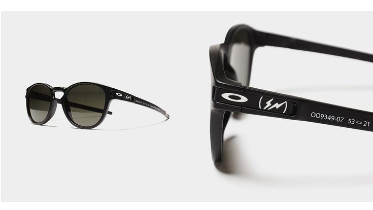 藤原ヒロシ率いるfragment designがオークリーのサングラスを別注名作に加えたディテールワークが光る