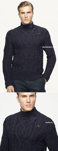 Пуловер для мужчин от Ralph Lauren.