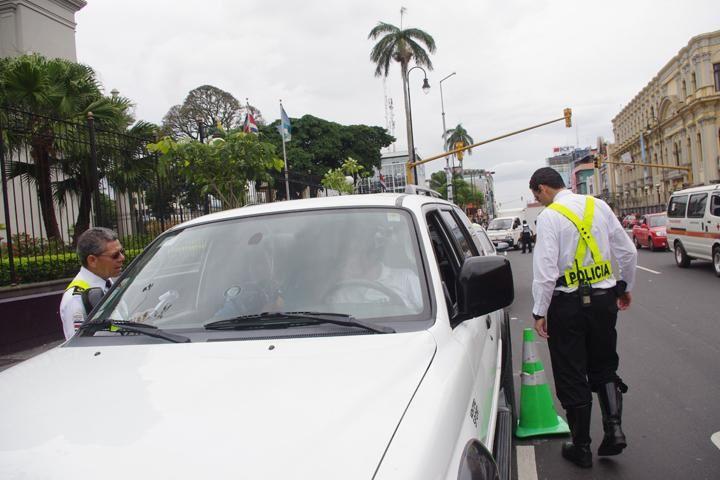 32 conductores perdieron licencia por acumulación de puntos