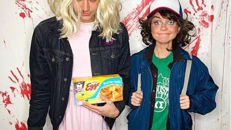 Sarah Hyland and 'Bachelorette' Star Wells Adams Spark Dating Rumors With Matching Halloween Costumes http://cstu.io/e265ca #halloween