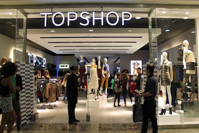 Al fin en Chile: La primera tienda Topshop