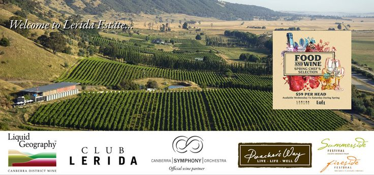 Welcome to Lerida Estate
