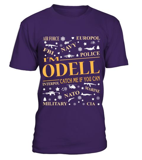 # I AM ODELL CATCH ME IF YOU CAN .  I AM ODELL CATCH ME IF YOU CAN  A GIFT FOR A SPECIAL PERSON  It's a unique tshirt, with a special name!   HOW TO ORDER:  1. Select the style and color you want:  2. Click Reserve it now  3. Select size and quantity  4. Enter shipping and billing information  5. Done! Simple as that!  TIPS: Buy 2 or more to save shipping cost!   This is printable if you purchase only one piece. so dont worry, you will get yours.   Guaranteed safe and secure checkout via…