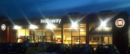 Holloway Fiat is located in Manchester New Hampshire. The Holloway Automotive Group has a history of delivering exceptional new and used cars with exceptional service and attention to detail to New Hampshire consumers.  The decision was made to bring FIAT  to the NH market because of their technological and stylistic innovations, affordability, safety and because they are environmentally friendly. The Fiat 500 gets excellent fuel economy, delivering 40 MPG.