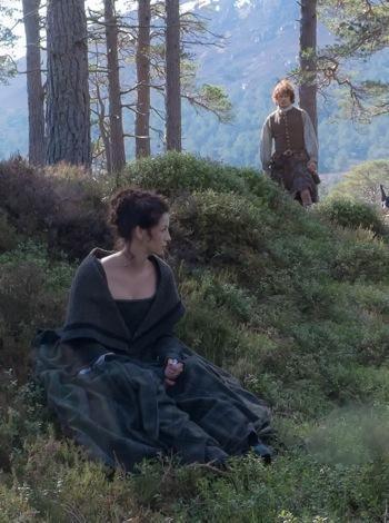 Matt Roberts @TheMattBRoberts #OutlanderWedding Is finally here on @Outlander_Starz @caitrionambalfe @Heughan