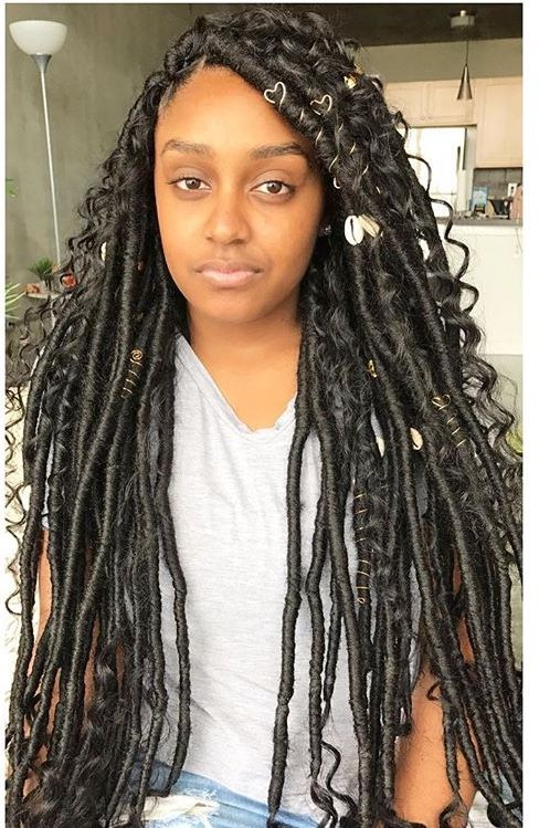 Pin By Timeeka Moore On Braids Loc Extensions Amp Twists