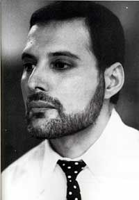 freddie mercury  Who wants to live forever?   Miss you so much!!