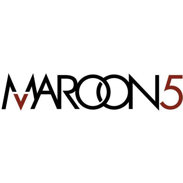 maroon 5 logo ❤ liked on Polyvore