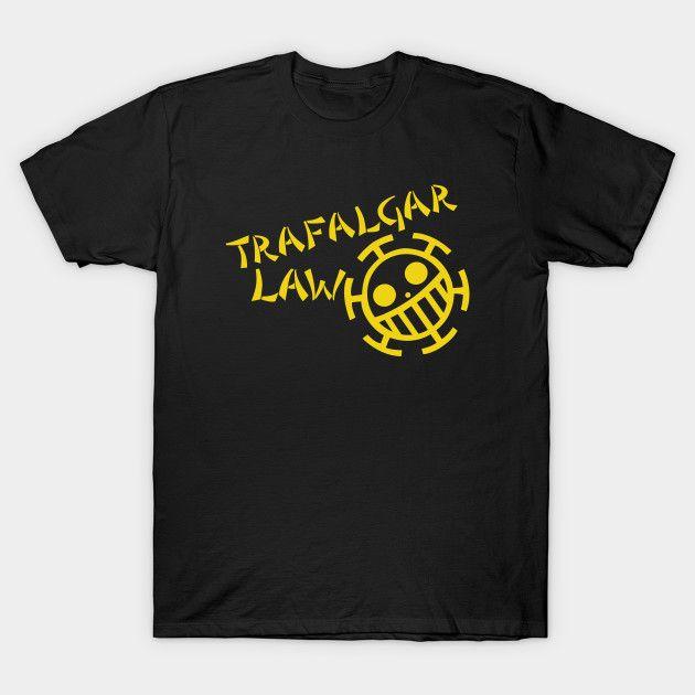 Trafalgar Law Logo Heart Pirate One Piece