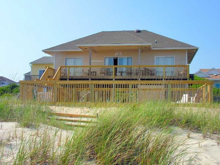 Cottage vacation rental in Emerald Isle from VRBO.com! #vacation #rental #travel #vrbo