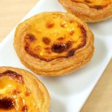 Portuguese Custard perfect to bring in your next picnic !