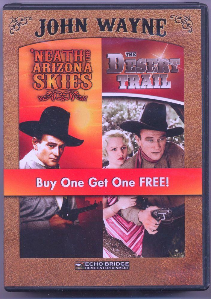 'Neath the Arizona Skies, The Desert Trail, The Man From Utah, The Dawn Rider