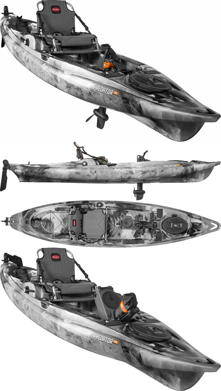 25 best ideas about pedal kayak on pinterest kayak with for Pedal drive fishing kayak