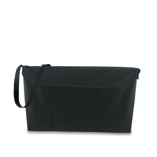 Picnic Time Bean Bag Throw Plain White.