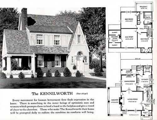 Standard Homes Company- The Kennilworth.