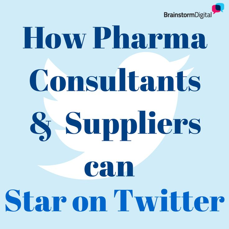 Which Pharma consultants, suppliers and vendors do really well on Twitter? And what can others learn from them? Some case studies from the Pharmaceutical industry and social media