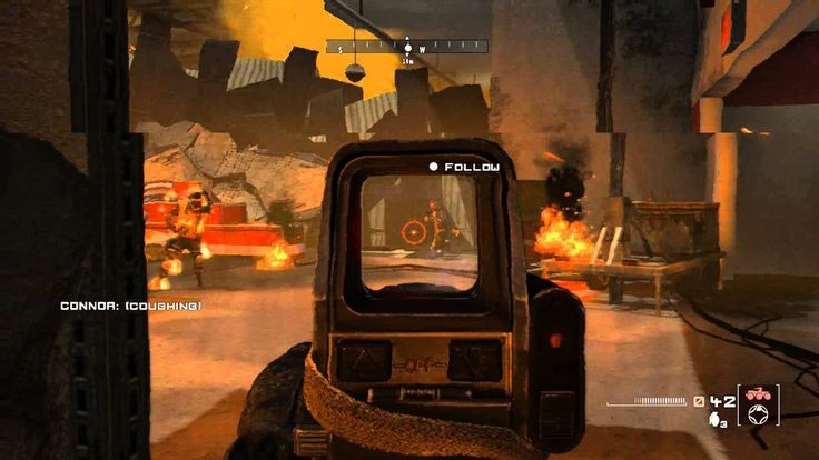 HOMEFRONT. Xbox 360. 1080.P. Gameplay Part.09.