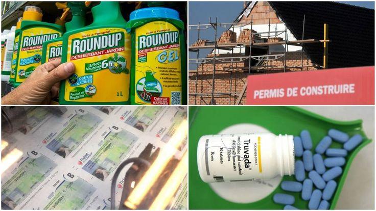 #Permis d'urbanisme, interdiction du glyphosate... tout ce qui change ce 1er juin - RTBF: l'avenir.net Permis d'urbanisme, interdiction du…