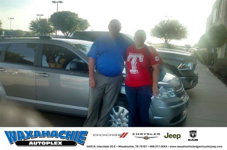 Happy Anniversary to Aubrey on your #Dodge #Journey from Billy Minter at Waxahachie Dodge Chrysler Jeep!  https://deliverymaxx.com/DealerReviews.aspx?DealerCode=F068  #Anniversary #WaxahachieDodgeChryslerJeep