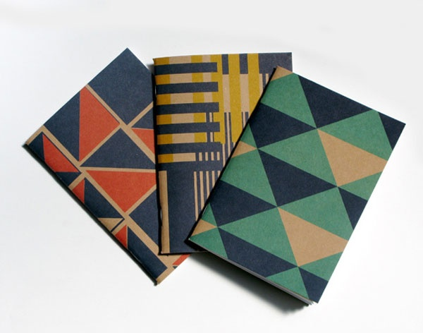 awesome patterned notebooks. want