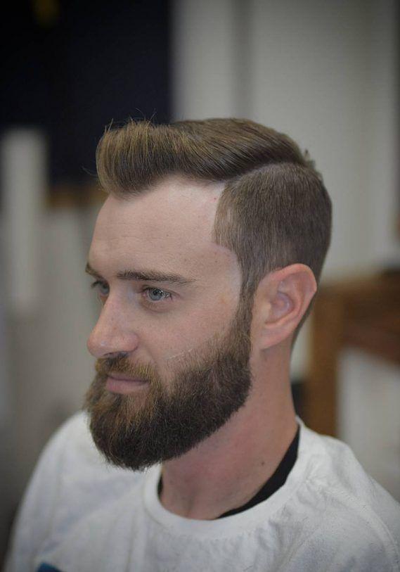 15 Widows Peak Mens Hairstyles To Bring The Peoples