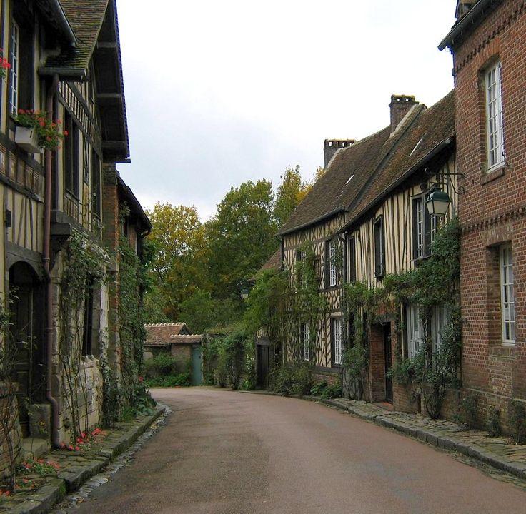 One of France's oldest villages! So cool!