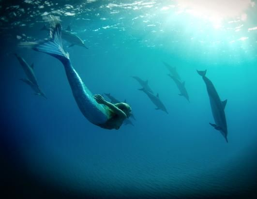 Mysteries Of The Ocean. Do Mermaids Really Exist? Are There Real Life Mermaids?