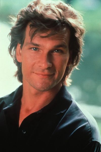 Patrick Swayze-I miss him so much. I'm glad we saw so many of his movies together....