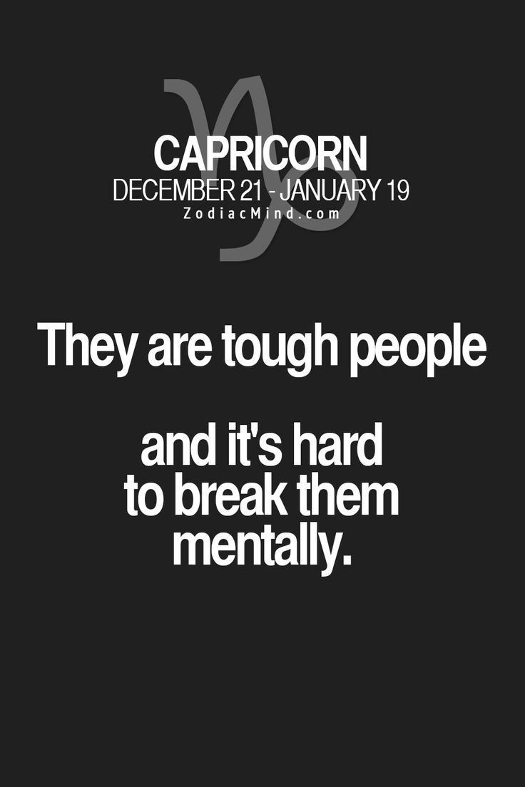 Certain people can do it a lot easier than others can! #Capricorn