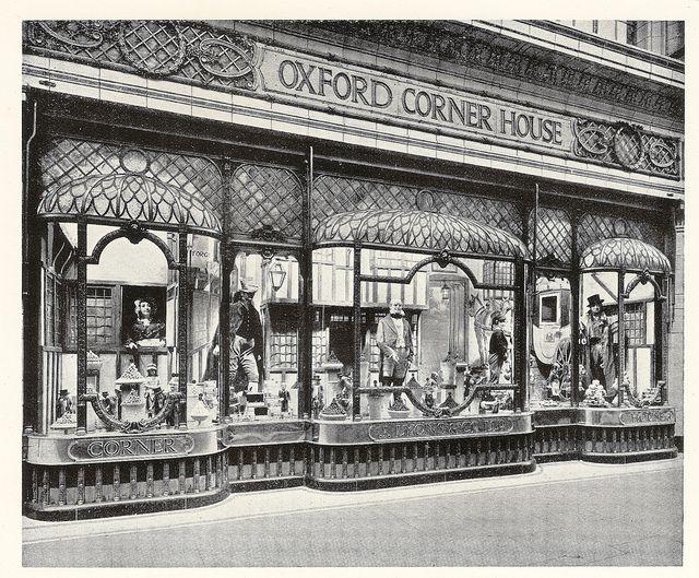 J Lyons 'Oxford' Corner House - Oxford Street/Tottenham Court Road, London. 1932