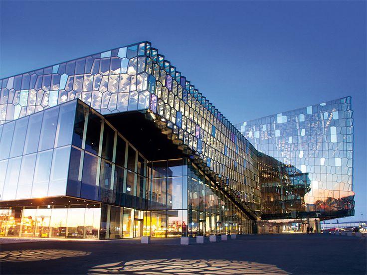 Harpa Reykjav 237 K Concert Hall And Conference Centre