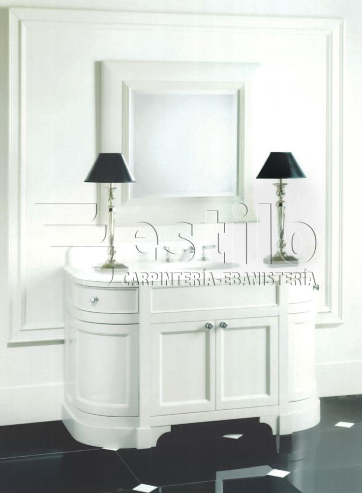 Mejores 28 imágenes de Muebles Carpintería Ebanistería Estilo ...