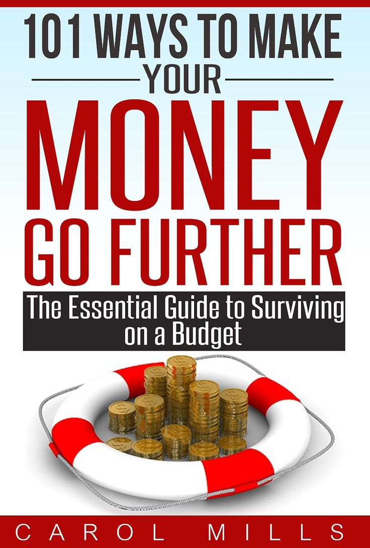 Free Ebook: 101 Ways To Make Your Money Go Further €� The Essential Guide To  Surviving On A Budget