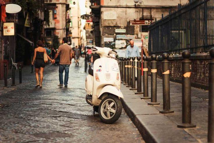 """Mówi się """"Zobaczyć Neapol i umrzeć""""."""
