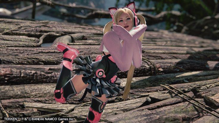 Harada afferma che Lucky Chloe di Tekken 7 come esclusiva in Asia ed Europa era solo uno scherzo