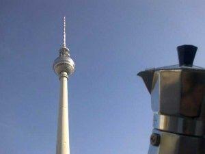 Moka ad Alexanderplatz - Berlino