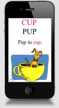 Top 50 iPhone Apps for Kids: Dr Seuss Books