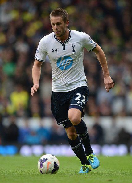 ~ Gylfi Sigurdsson of Tottenham Hotspur against Norwich City ~