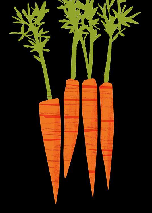 Carrots by Guy Allen