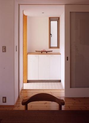 0060:N設計室 永田昌民氏 Y邸 東京都東久留米市 OMソーラー | 相羽建設:自然素材とOMソーラーの家
