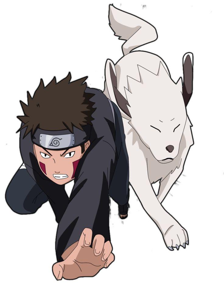 Kiba and Akamaru in Naruto Shippuden | Naruto Shippuden ...