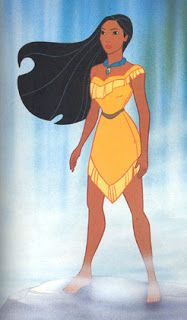 Finding Style Cheap: Disney's Pocahontas DIY Costume