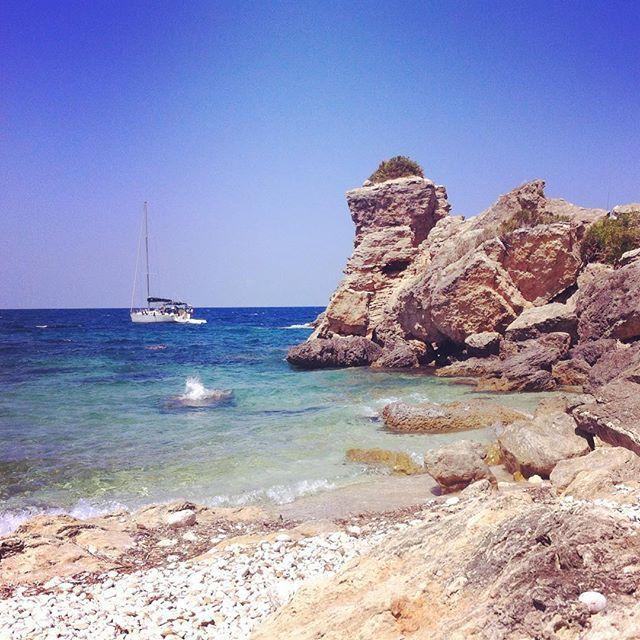 #scopello #baia #mare #sicilia #castellammaredelgolfo #trapani #travel #aidaholidayhome #casavacanza #holiday #italy #summer2015 #igersicilia #ig_sicily #instatravel #instadaily #picoftheday #aidaholidayhome_place