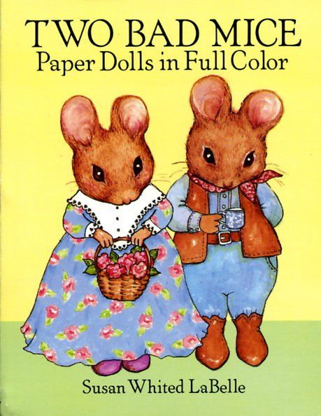 mouse paper dolls 1 mouse kids printables coloring pages animal paper dolls pinterest. Black Bedroom Furniture Sets. Home Design Ideas