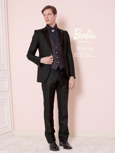 バービーブライダルはドレスだけじゃない!新郎のお色直し衣装アイデア一覧です。