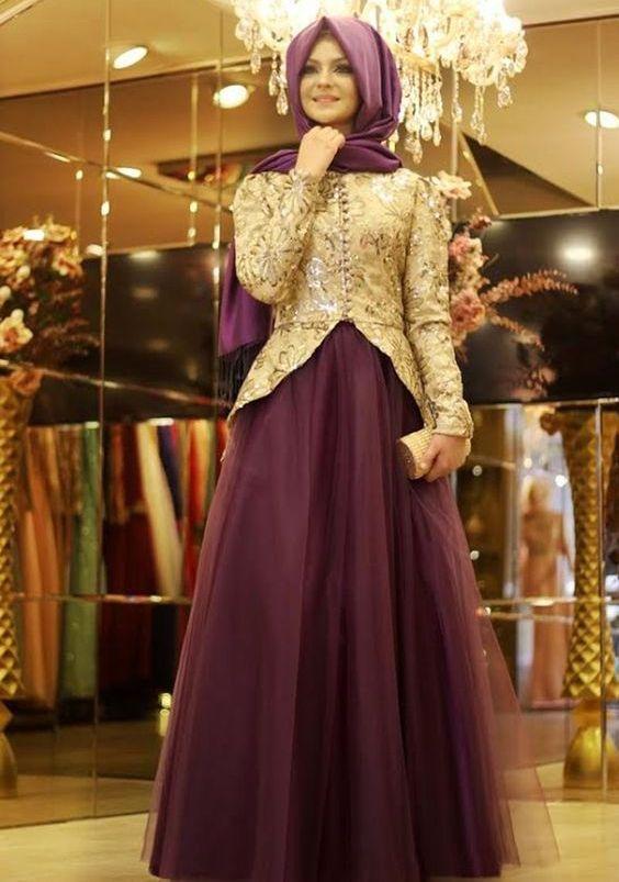 model kebaya muslim modern 2016