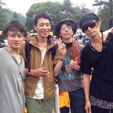 [Alexandros]川上洋平2015/7/26「FUJI ROCK FESTIVAL'15」@新潟県湯沢町苗場スキー場: