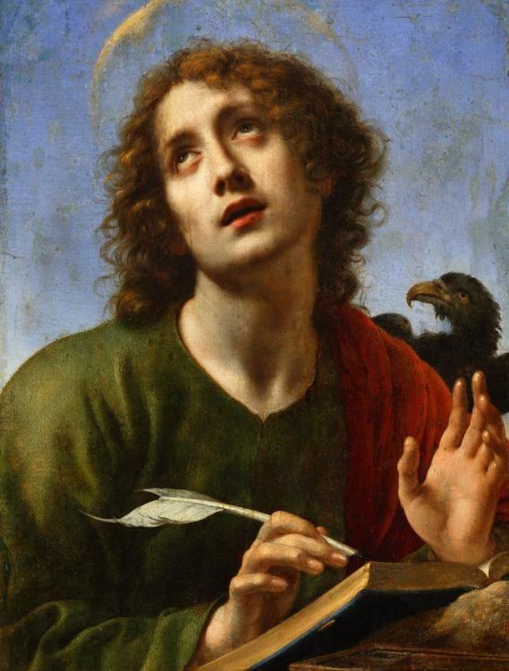 Carlo Dolci the Apostle John | CARLO DOLCI