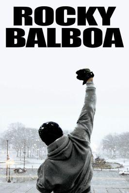 rocky balboa, movie poster